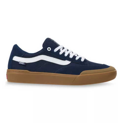 Vans Shoes - Berle Pro - Dress Blues/Gum