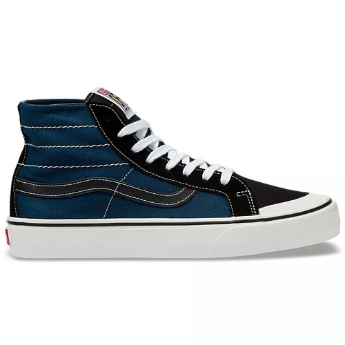 Vans Shoes - Sk8-Hi 138 Decon SF - Gibraltar Sea/Black