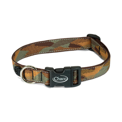 Chaco Collar - Dog Collar - Rambling Gold 20