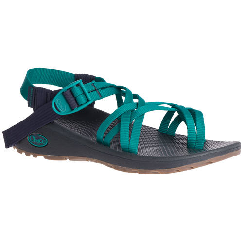 Chaco Women's Sandal - Z/Cloud X2 - Solid Everglade