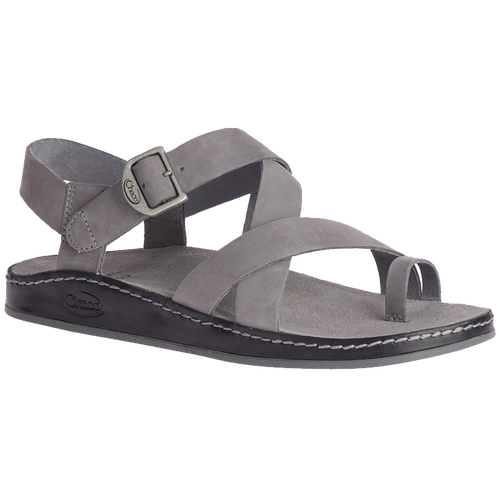 Chaco Women's Sandal - Wayfarer Loop - Grey