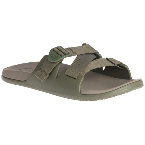 Chaco Sandal - Chillos Slide - Fossil