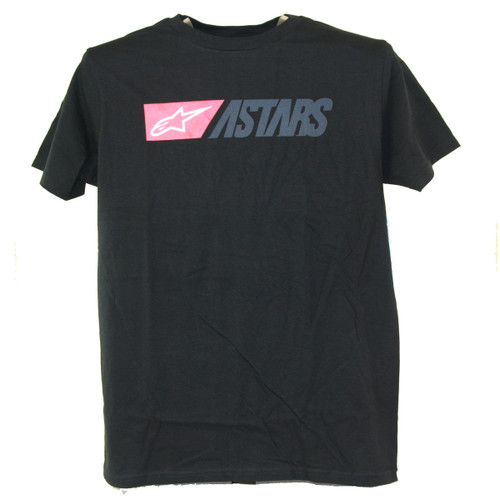 Alpinestar Tee Shirt - Indulgent Tee - Black