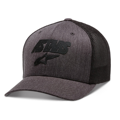 Alpinestar Hat - Armor - Charcoal Heather/Black