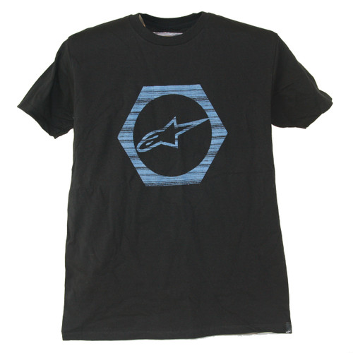 Alpinestars Tee Shirt - Patina - Black