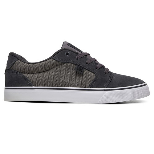 DC Shoes - Anvil SE - Grey/Black/Black