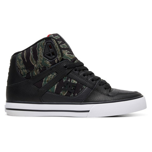 DC Shoe - Pure High Top WC SP - Black/Camo Print