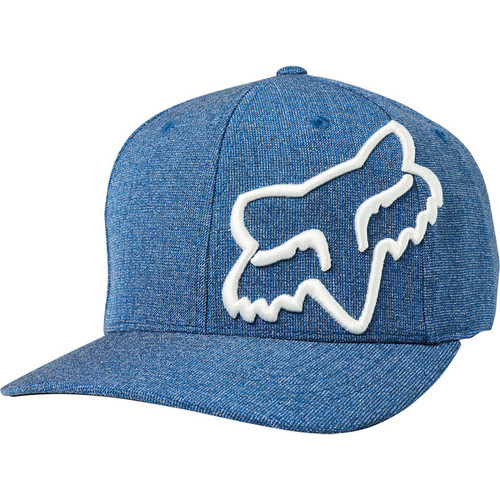 Fox Hat - Clouded - Royal Blue