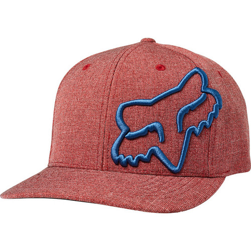 Fox Hat - Clouded - Chili