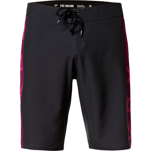 Fox Boardshorts - Tracks Stretch - Black