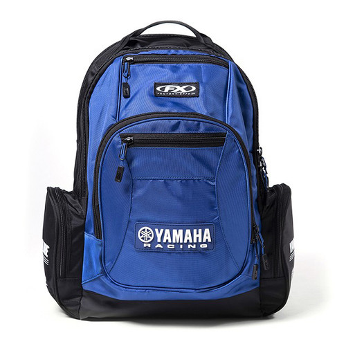 Factory Effex Backpack - Yamaha Premium - Blue/Black