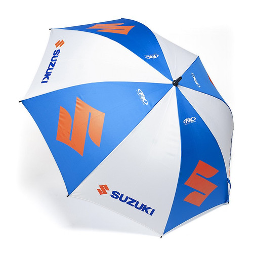 Factory Effex Umbrella - Suzuki - Blue/White