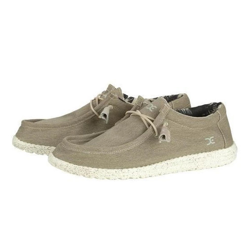 Hey Dude Shoes - Wally Stretch - Beige