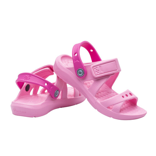 Joybees Youth Sandal - Adventure - Soft Pink/Sporty Pink
