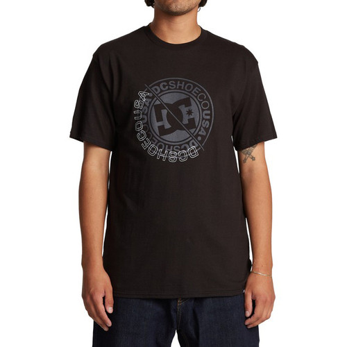 DC Tee Shirt - Bright Roller - Black