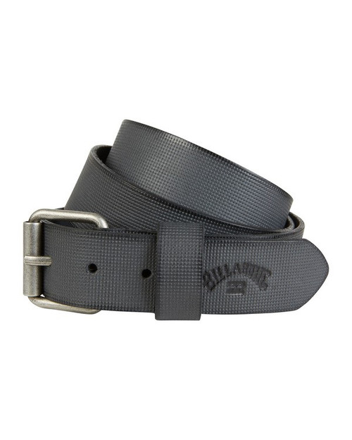 Billabong Belt - Daily Leather - Black