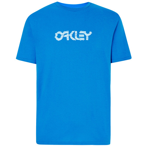 Oakley Tee Shirt - Cut B1B Logo - Uniform Blue