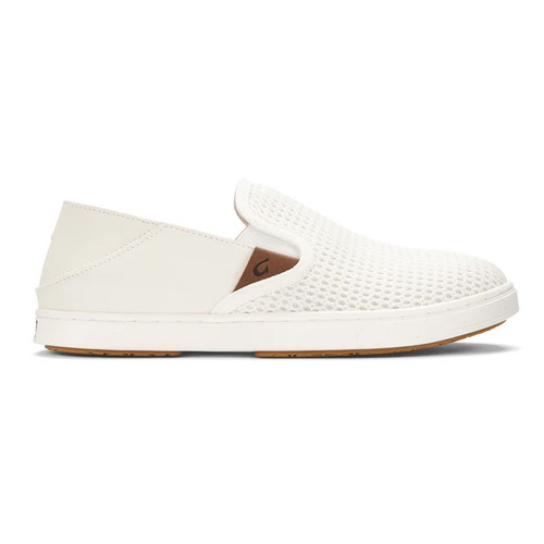 Olukai Women's Shoes - Pehuea - Bright White/Bright White