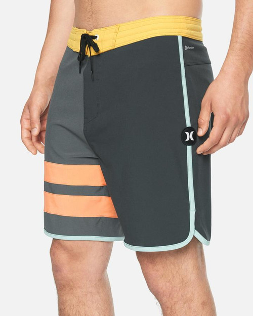 Hurley Boardshort - Phantom Block Party - Iron Grey