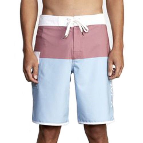 RVCA Boardshort - Eastern Trunk - Plum Berry