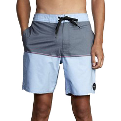 RVCA Boardshort - Grove Trunk - Pale Blue