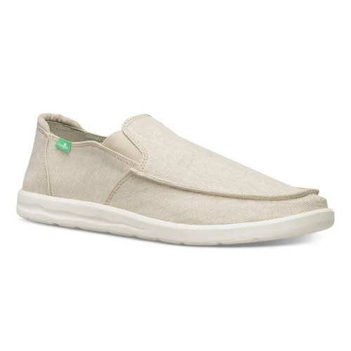 Sanuk Shoes - Hi Five - Natural