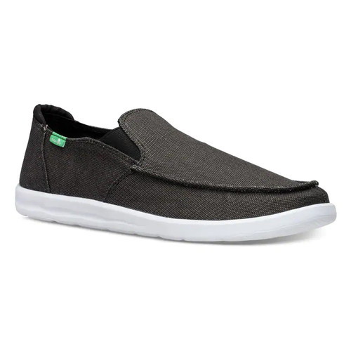 Sanuk Shoes - Hi Five - Black
