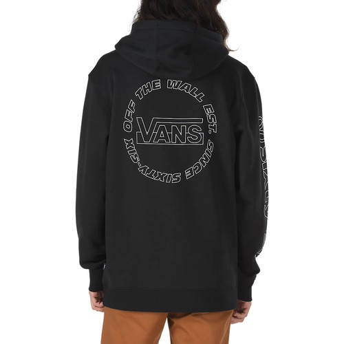 Vans Hoody - Hi-Point Dip Dye P/O - Black