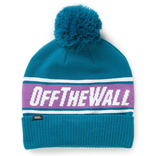 Vans Beanie - Off The Wall Pom - Turkish Tile