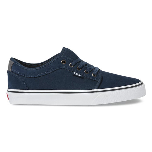 Vans Shoes - Chukka Low - Dress Blues/Quiet Shade