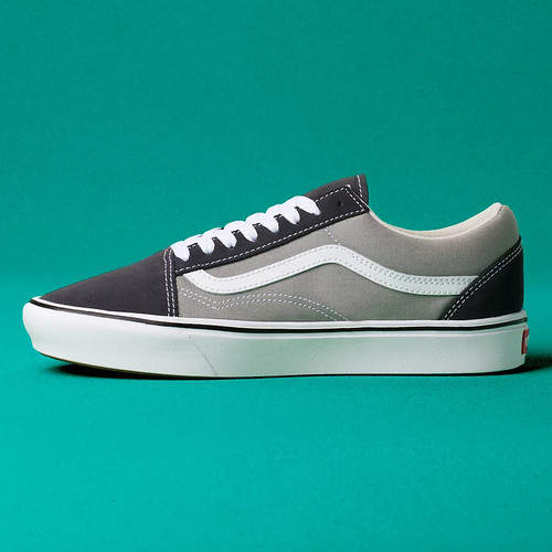 Vans Shoes - Comfycush Old Skool - Asphalt/Drizzle