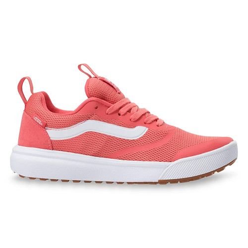 Vans Women's Shoes - Ultrarange Rapidweld - Deep Sea Coral/True White