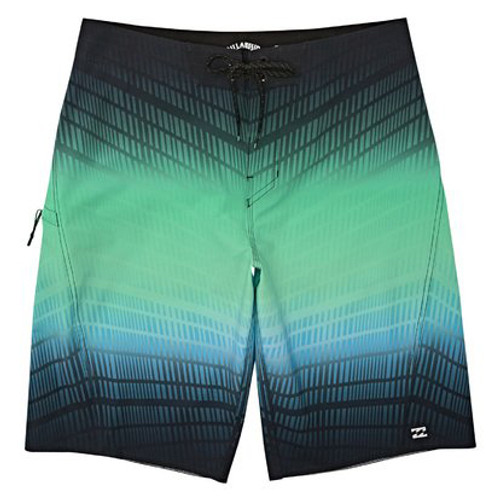 Billabong Boardshorts - Fluid Pro - Blue/Green