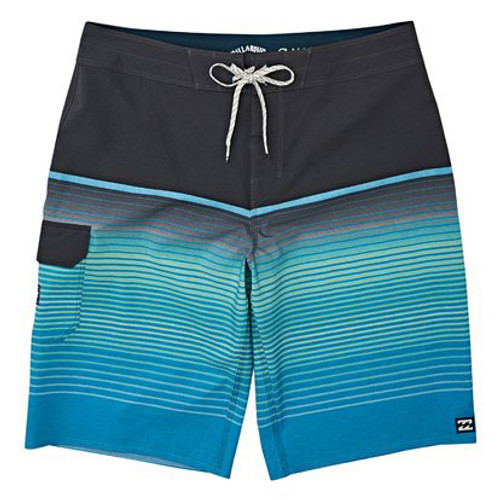 Billabong Boardshorts - All Day Stripe Pro - Blue