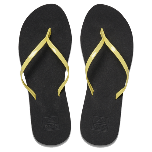 Reef Women's Flip Flop - Bliss Nights - Black/Lemonade