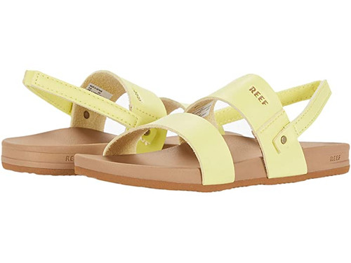 Reef Girls Flip Flop - Little Cushion Bounce Vista - Lemonade