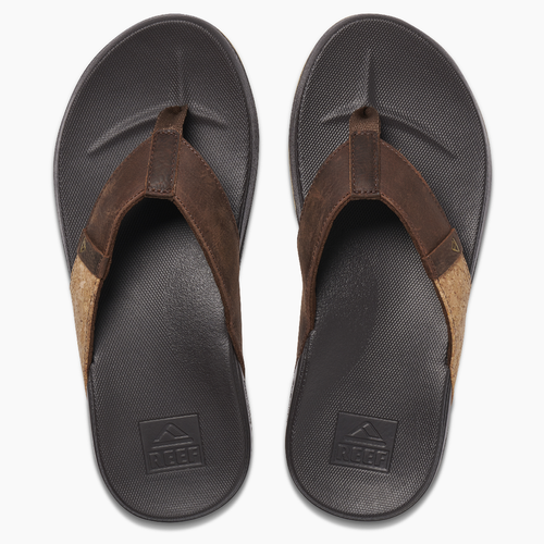 Reef Flip Flop - Cushion Bounce Phantom - Brown/Cork