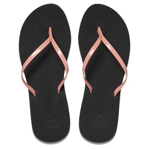 Reef Women's Flip Flop - Bliss Nights - Black/Coral