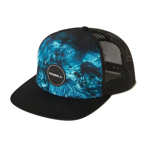 O'Neill Hat - Glitch Trucker - Turquoise