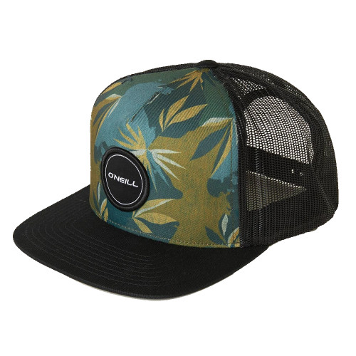 O'Neill Hat - Glitch Trucker - Military Green