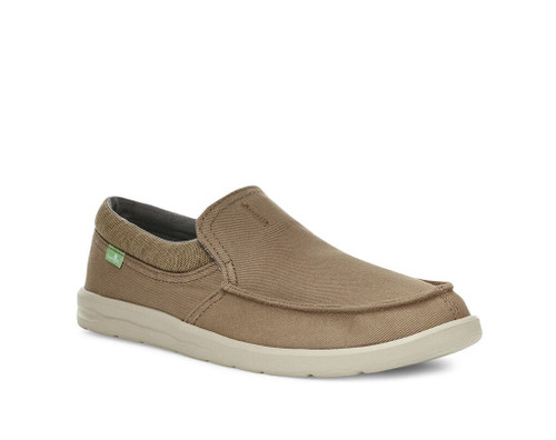 Sanuk Shoes - Hi Bro Lite - Khaki