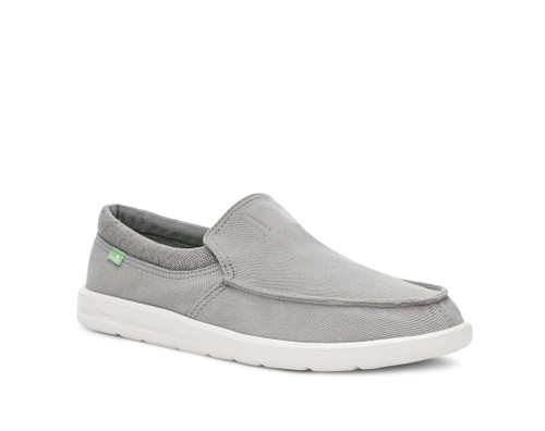 Sanuk Shoes - Hi Bro Lite - Grey