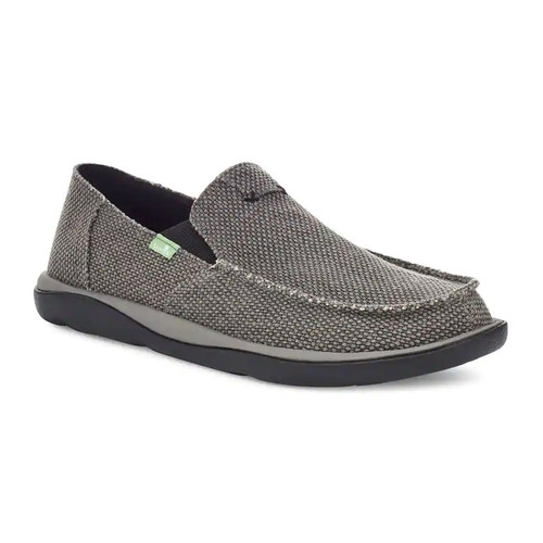Sanuk Shoes - Vagabond Tripper - Black