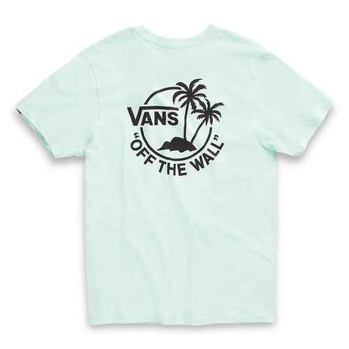 Vans Tee Shirt - Mini Dual Palm III - Bay