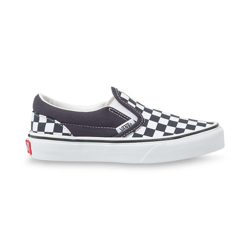 Vans Youth Shoes - Classic Slip-On - India Ink/True White