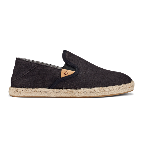 Olukai Women's Shoes - Kaula Pa'a Kapa - Lava Rock