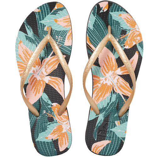 Reef Women's Flip Flop - Escape Basic Prints - Hibiscus