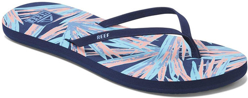 Reef Women's Flip Flop - Bliss-Full - Sunset Palms