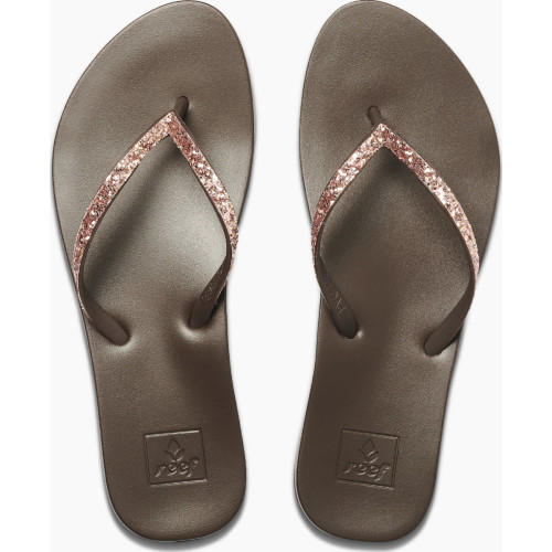 Reef Women's Flip Flop - Cushion Bounce Stargazer - Rose Gold