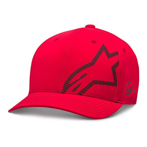 Alpinestar Hat - Corp Shift WP Tech - Red/Black